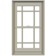 W 2500 Wood Double Hung Window